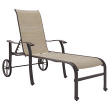 Bass Lake Sling Chaise Lounge
