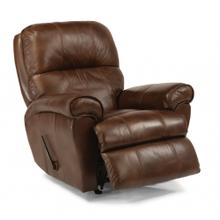 Product Image - Wilson Leather Rocking Recliner
