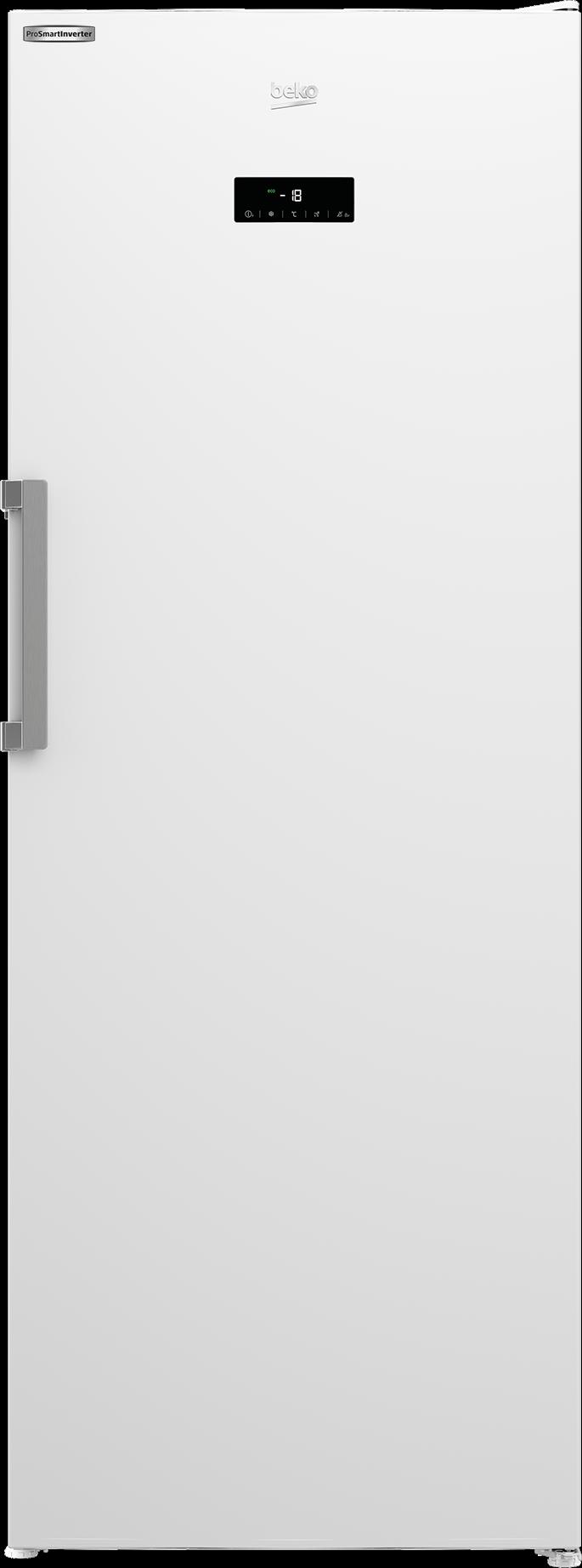 """Beko28"""" White Upright Freezer"""