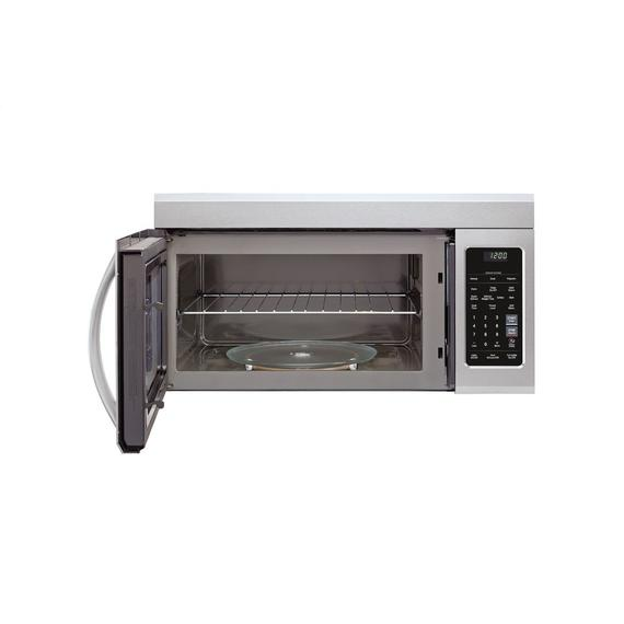 LG - 1.8 cu.ft. Over-the-Range Microwave Oven