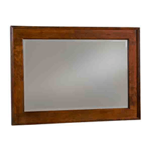 See Details - Straight Frame Mirror