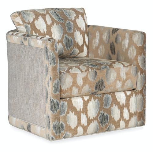 Sam Moore Furniture - Living Room Clemintine Swivel Chair
