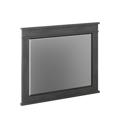 Glacier Bay Mirror, Warm Gray B461-24