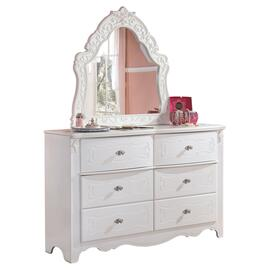 See Details - Exquisite Dresser and Mirror