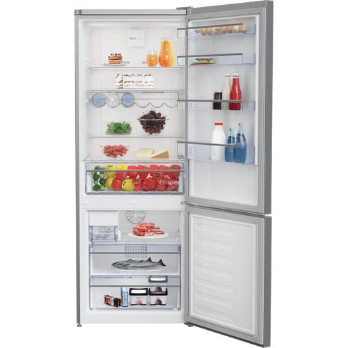 27.559055, Bottom Freezer Refrigerator with -