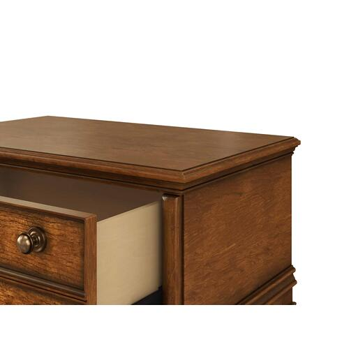Newel Nightstand