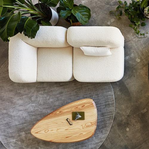 Product Image - Hull Coffee Table Natural Ash / Black