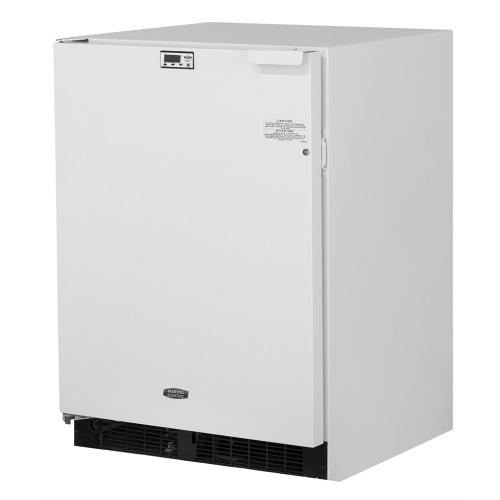 24-In General Purpose Automatic Defrost Freezer with Door Swing - Left