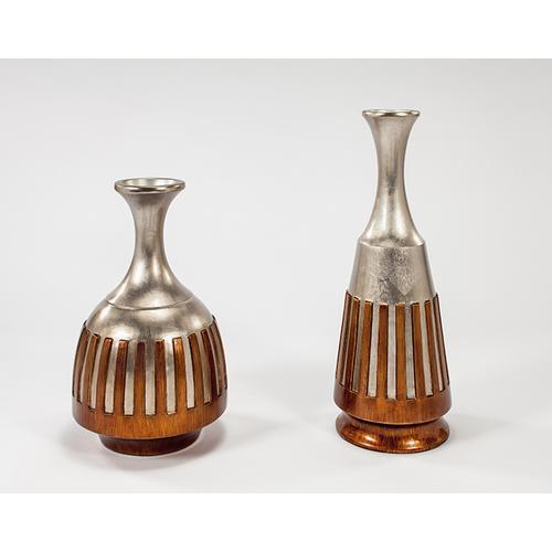 """Artmax - Vase Dia.9x26"""""""