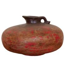 Small Arby Pot Antique Red
