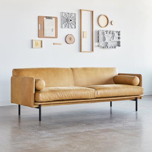 Foundry Sofa New Hanson Navy / Black