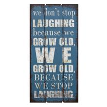 Laughing Wall Decor