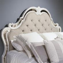 Queen Uph Mirror Headboard