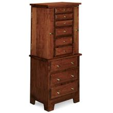See Details - Homestead Jewelry Armoire