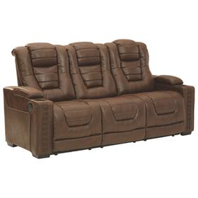 See Details - Owner's Box Power Reclining Sofa