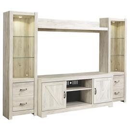 See Details - Bellaby 4-piece Entertainment Center