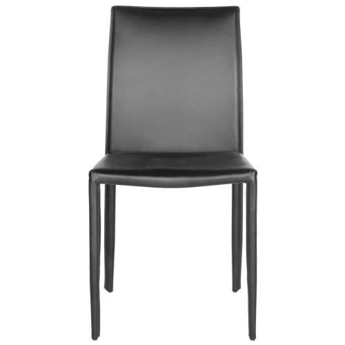 Karna 19''h Dining Chair - Black