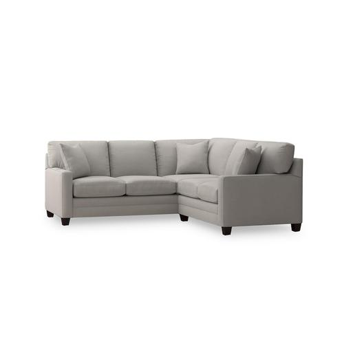 Ladson Small L-Shaped Sectional
