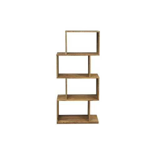 Urban 4 Shelf Bookcase, HN-8056