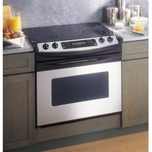 "GE Profile 30"" Drop-In Electric Range"