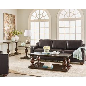 Standard Furniture - Pierwood Console Table, Brown