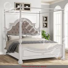 View Product - Queen Canopy Bed