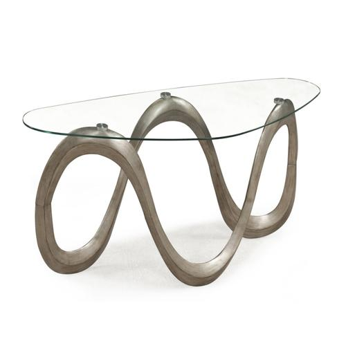 Magnussen Home - Shaped Sofa Table
