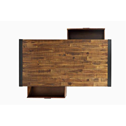 Jofran - Loftworks Cocktail Table W/drawers