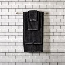 See Details - Cumulus Terry Hand Towel in Coal