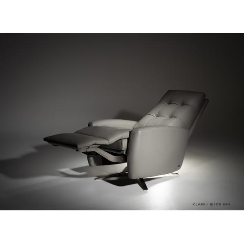 American Leather - Clark - Vintage Oversized Recliner - American Leather