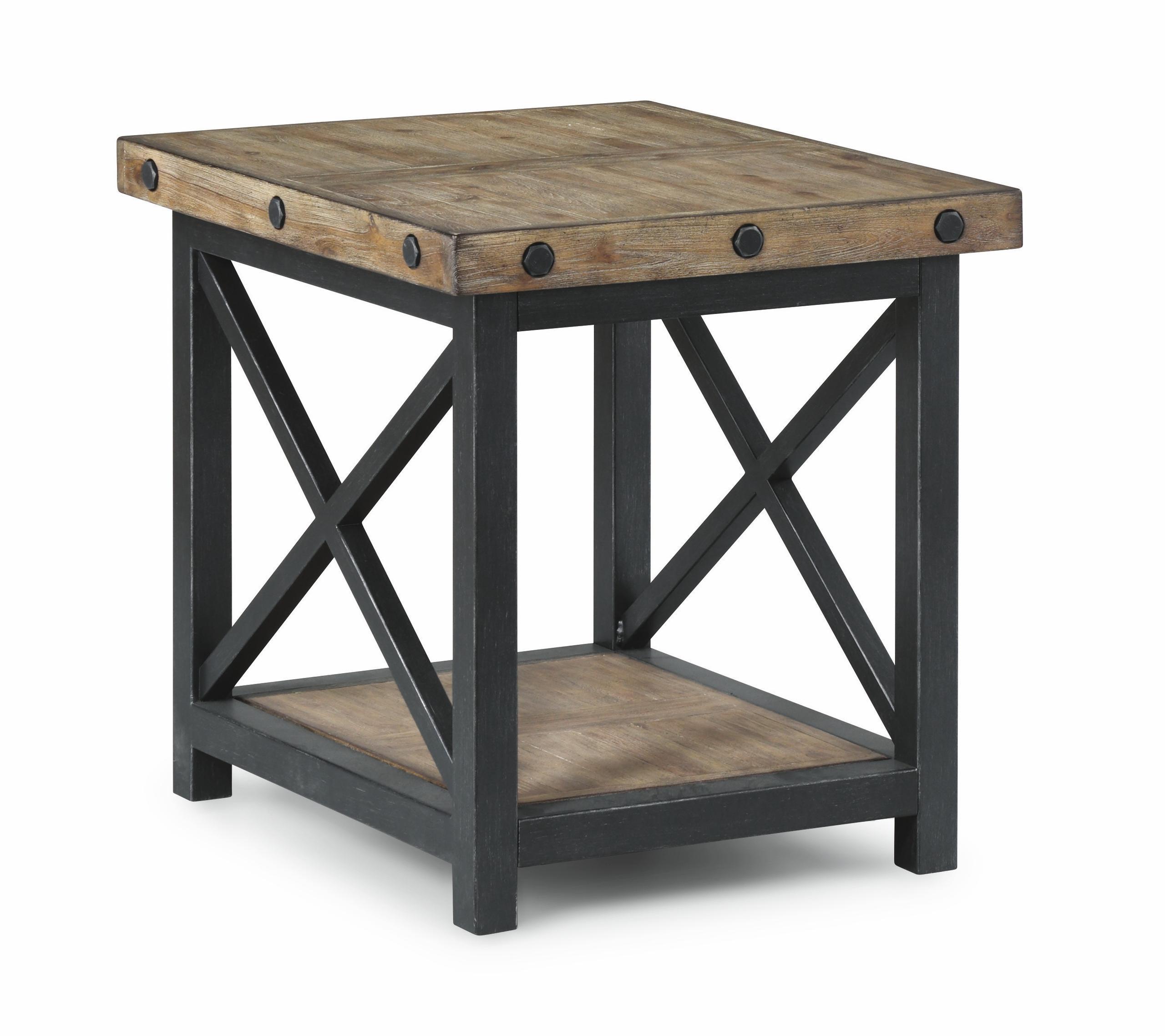 FlexsteelCarpenter End Table