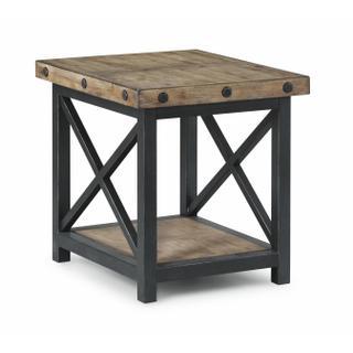 See Details - Carpenter End Table