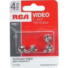 See Details - F Jack Terminators - 4 Pack