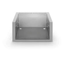 Zero Clearance Liner for BIB18PB, BIB18IR & BIB18RT for Built-in 500 and 700 Series Dual Burners , Stainless Steel