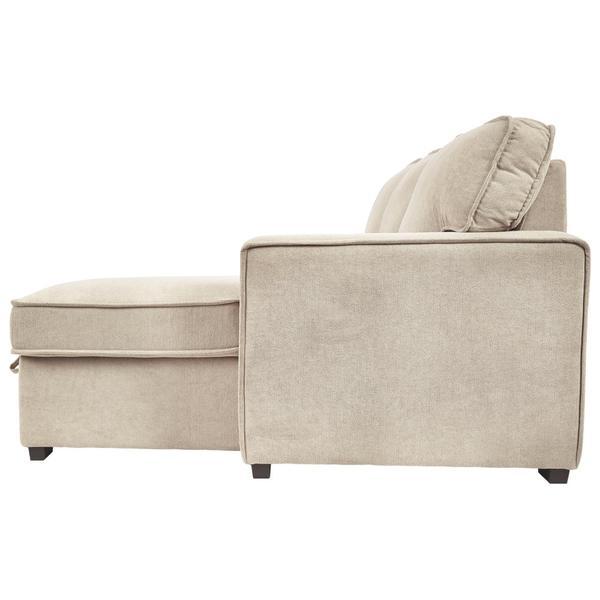 Darton 2-piece Sleeper Sectional With Storage