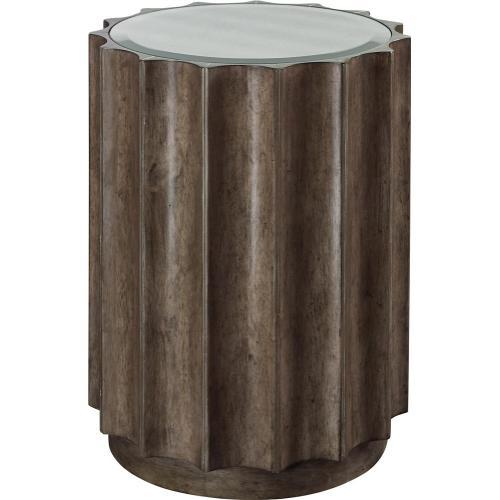Drexel Heritage - Column Drum Table
