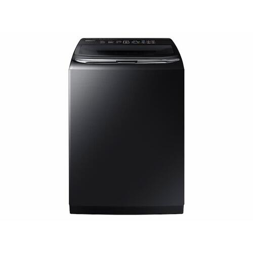 5.4 cu. ft. Top Load Smart Washer with Integrated Touch Controls and activewash™ in Black Stainless Steel
