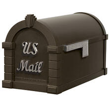 Signature KS-24S Keystone Series Mailbox