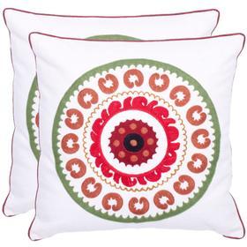 Sunder Pillow - Red