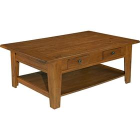 Attic Heirlooms Cocktail Table