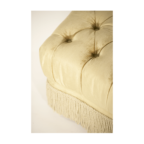 Tufted Chair Ottoman - Grp2/Opt2