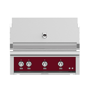 """30"""" Hestan Outdoor Built-In Grill - G_BR Series - Tin-roof"""
