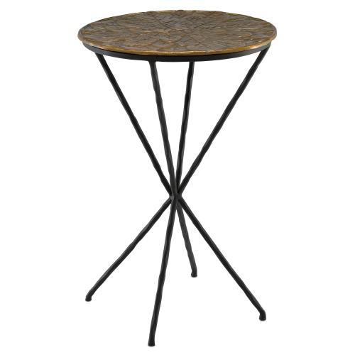 Currey & Company - Figuier Drinks Table