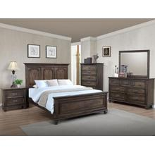 Campbell King Headboard