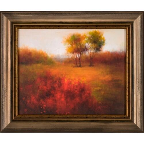 The Ashton Company - Red Landscape I