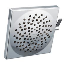 "See Details - Velocity Chrome two-function 8-1/2"" diameter spray head rainshower"