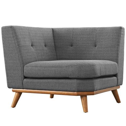 Engage Corner Sofa in Gray