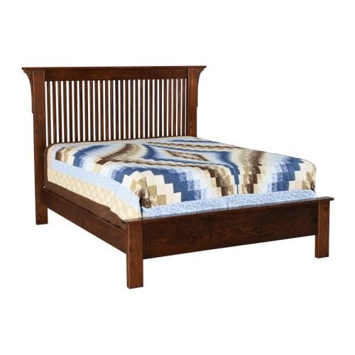 Franklin Spindle Bed