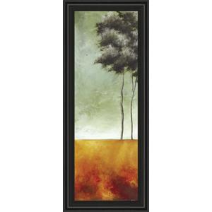 "Classy Art - ""Palms Right"" Framed Print Wall Art"