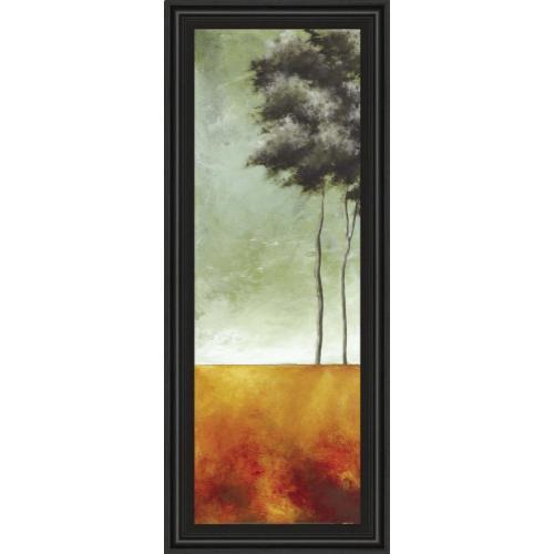 """Palms Right"" Framed Print Wall Art"